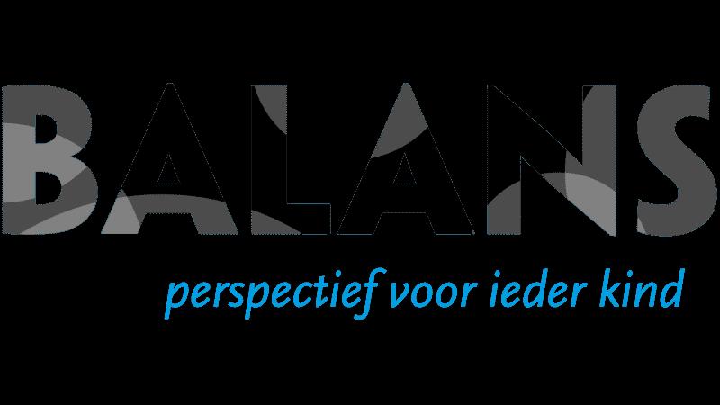 Logo van oudervereniging Balans